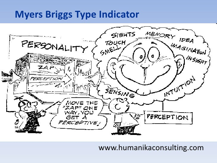 Myers Briggs Type Indicator<br />www.humanikaconsulting.com<br />