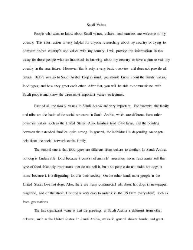 Essay about wedding in saudi arabia