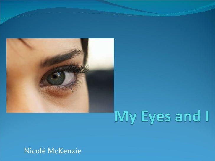 Nicolé McKenzie