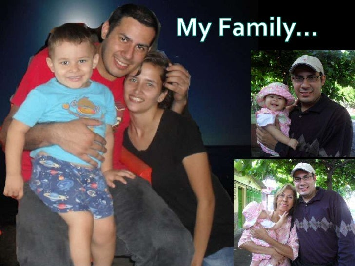My Family…<br />
