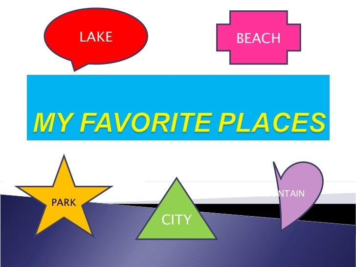 LAKE CITY BEACH MOUNTAIN PARK