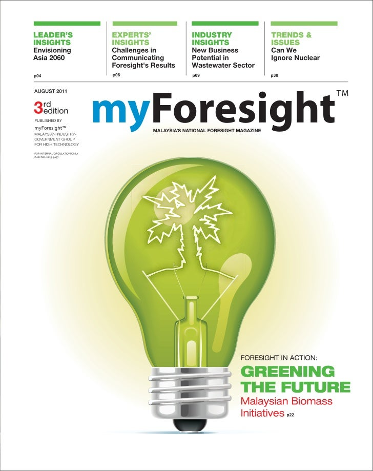 My foresight 3rd edition