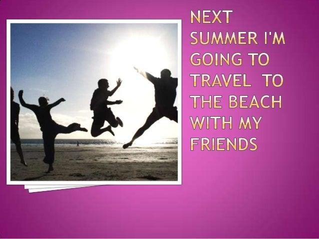My future vacation1