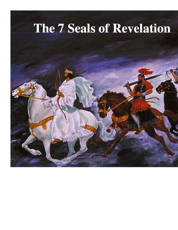 The 7 Seals of Revelation
