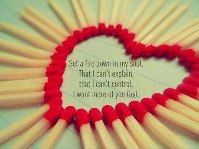 My heart is where god lives