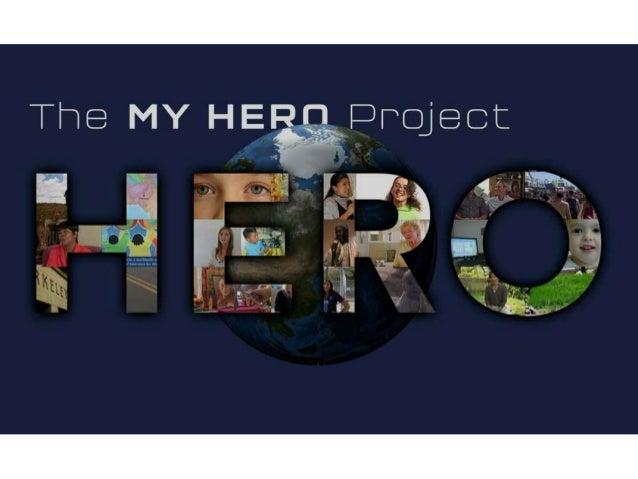 MY HERO Powerpoint