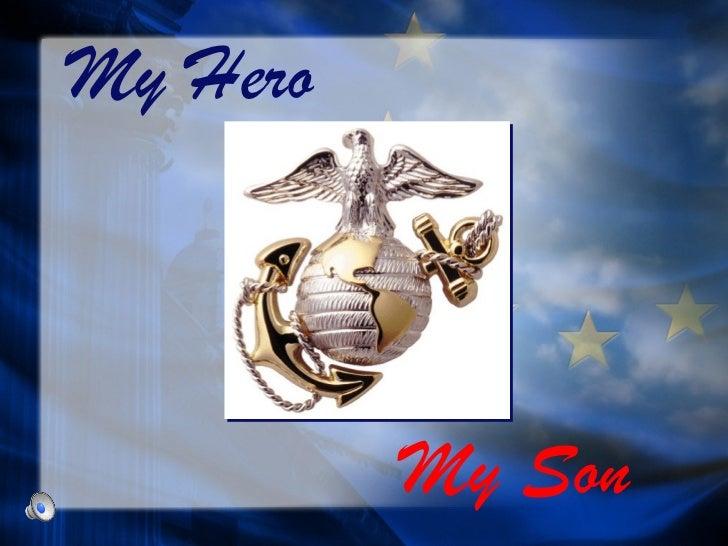 My Hero My Son