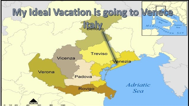 My ideal vacations