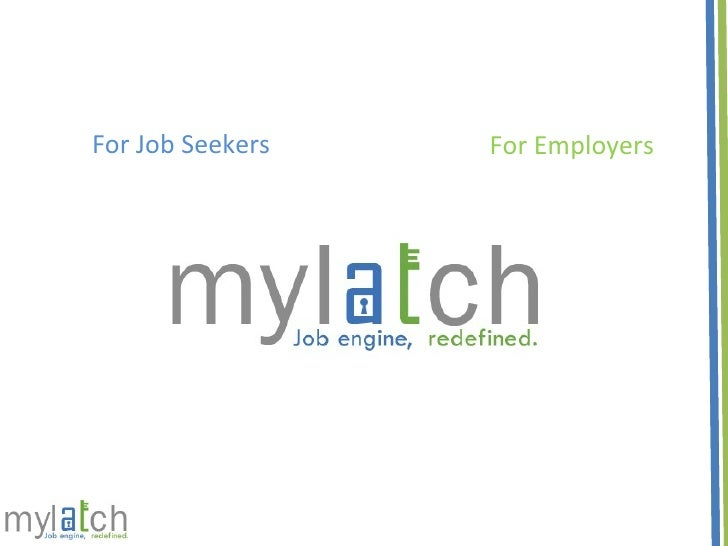 For Job Seekers For Employers