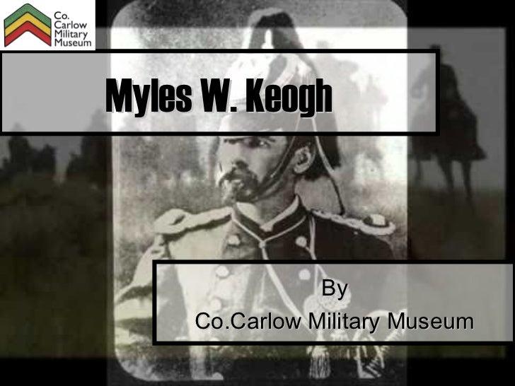 Myles Walter Keogh