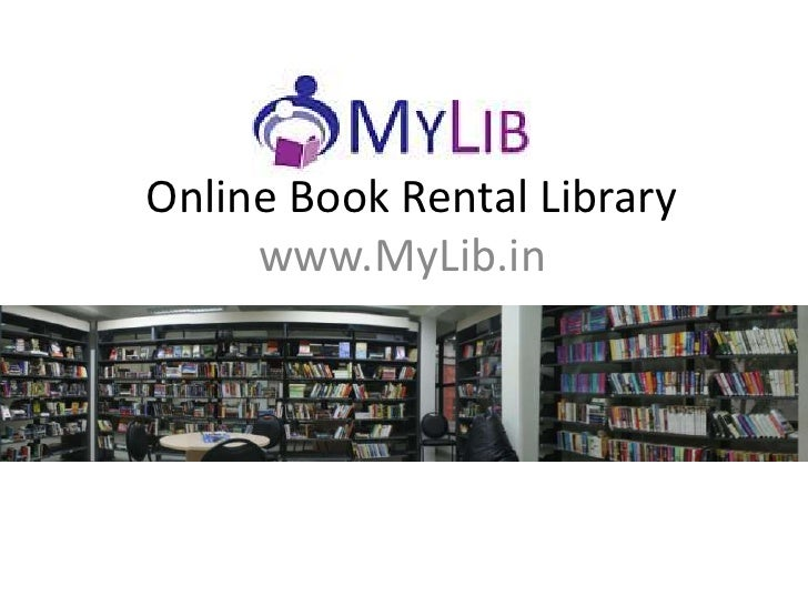 Mylib   Online book rental library in Bangalore
