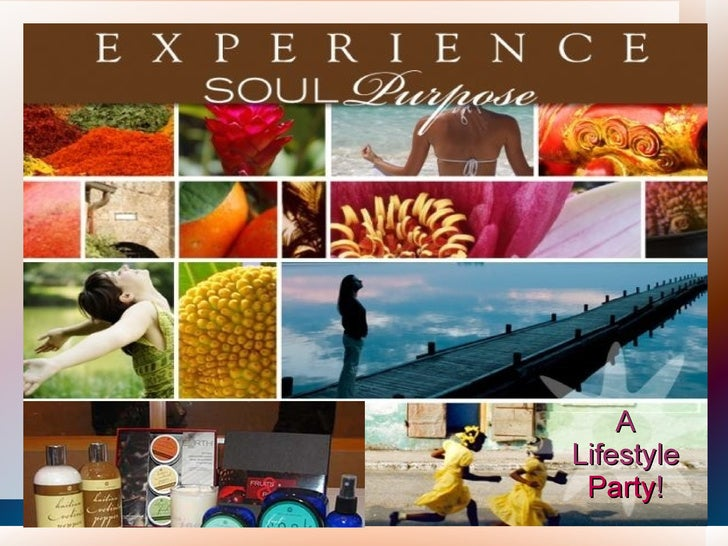 My Lifestyle Party Presentation Power Point(1)2