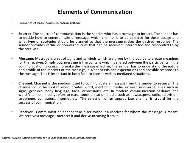 the non verbal elements of communication that make up the biggest part of actual communication Just as verbal language is broken up into various categories, there are also different types of nonverbal communication as we learn about each type of nonverbal signal, keep in mind that nonverbals often work in concert with each other, combining to repeat, modify, or contradict the verbal message being sent.