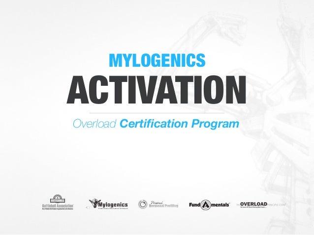 Mylogenics workshop on Vimeo
