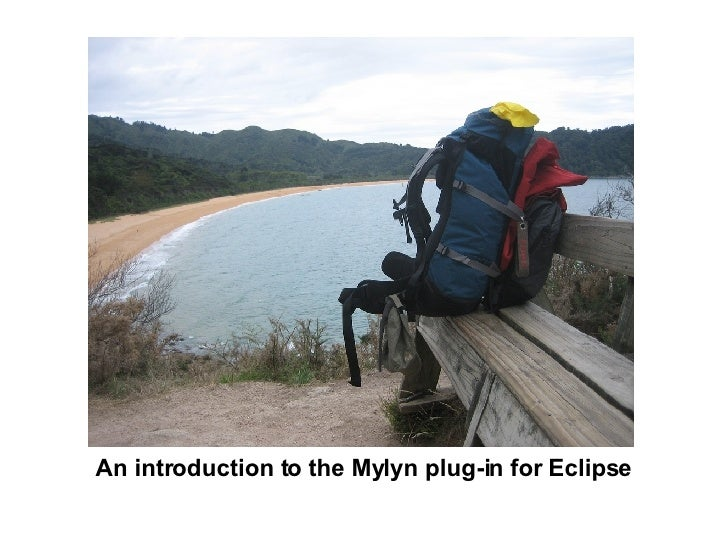 An introduction to the Mylyn plug-in for Eclipse