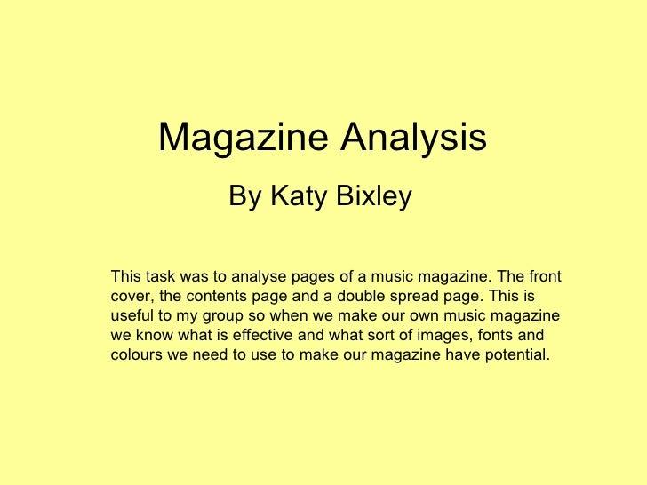 Existing Magazine Radial Analysis