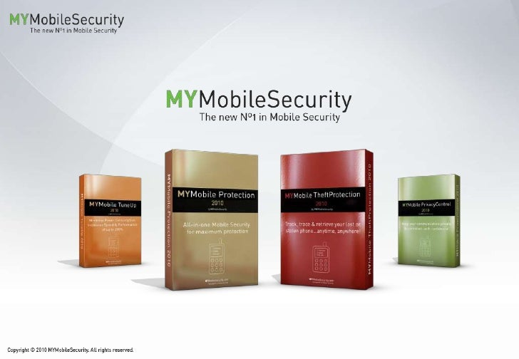 My Mobile Security Msc