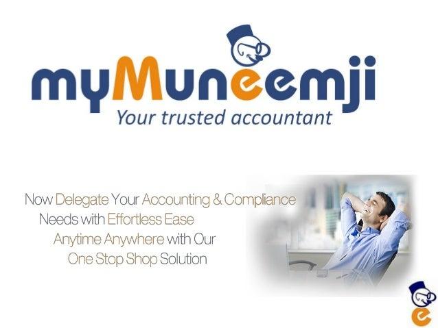 Mymuneemji Online Accounting