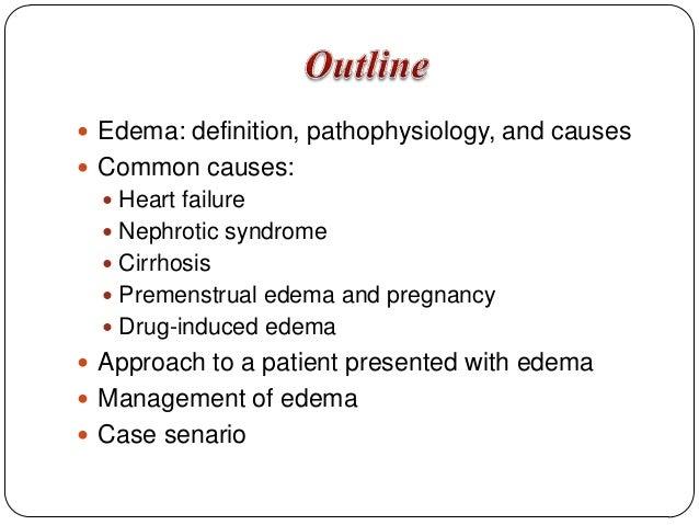 Pitting Edema Pregnancy