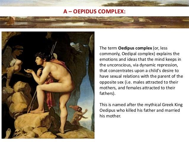 Short essay on oedipus rex