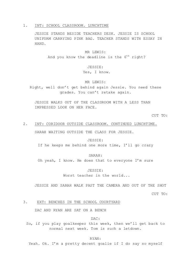 Individual Script