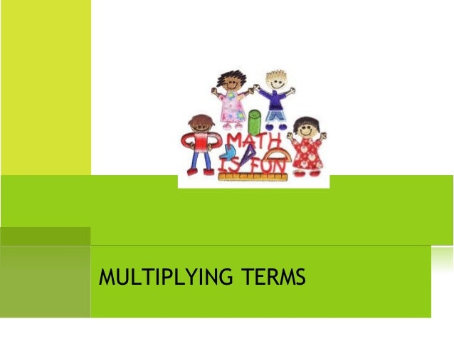 Myp7 multiply terms