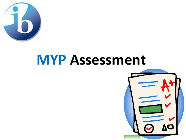 MYP Assessment