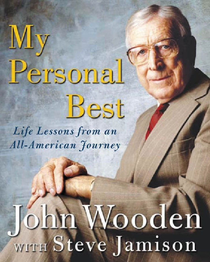 Coach John Wooden: My Personal Best