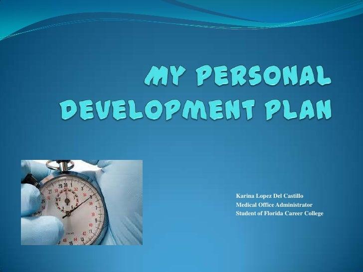 6 Free Personal Development Plan Templates  Excel