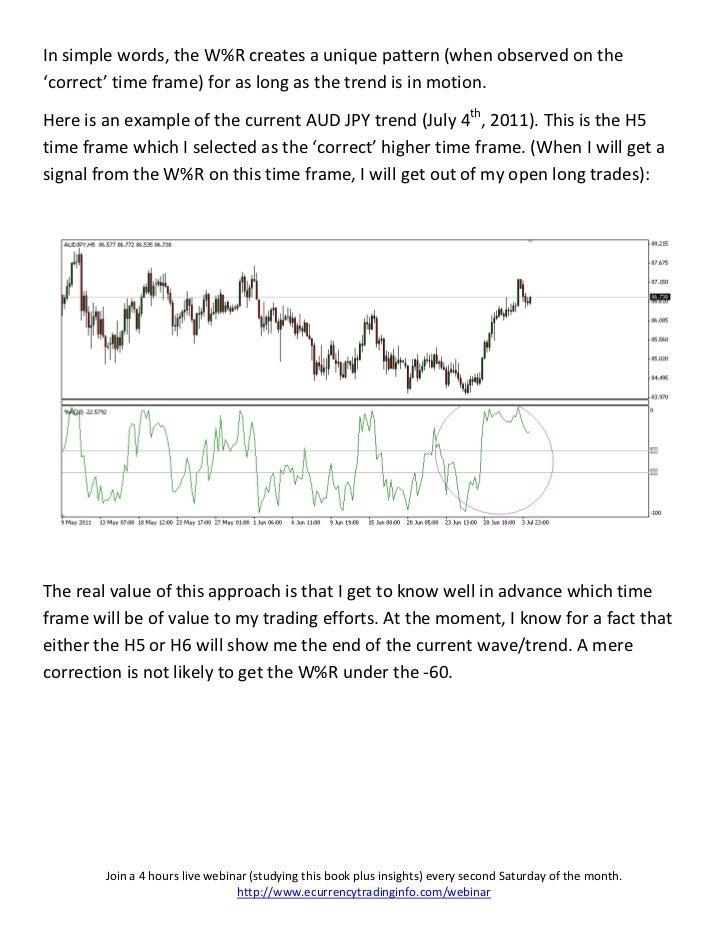 Forex trading plan template pdf