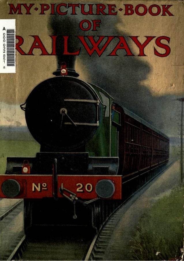 My Picture Book of Railways
