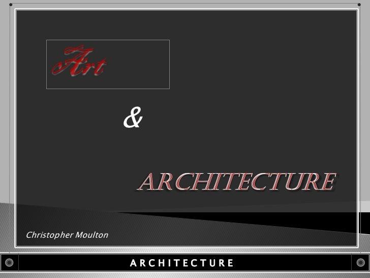 My portfolio   arch