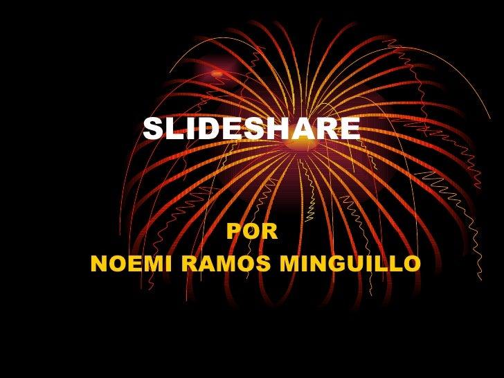 My Presentacion De Slideshare