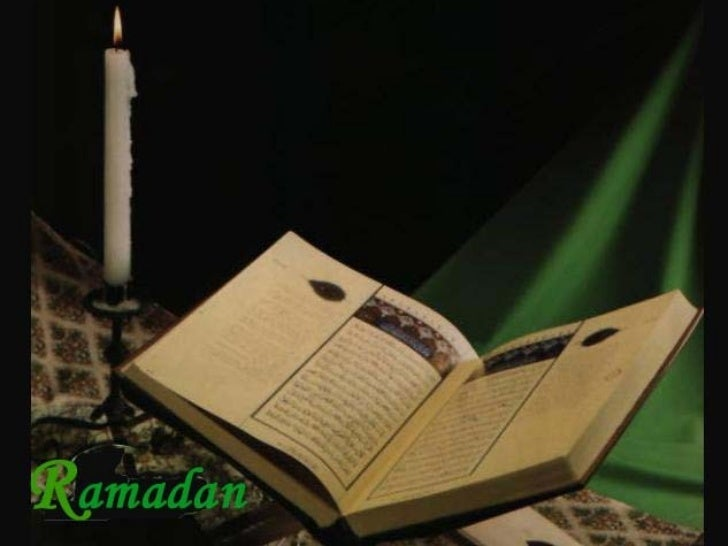 Ahlan Ramadan presentation