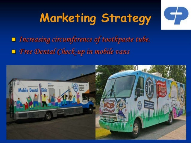 strategic marketing colgate essay From a modest start in 1937, when hand-carts were used to distribute colgate dental cream toothpaste, colgate-palmolive (india) today has one of the widest distribution networks in india – a.