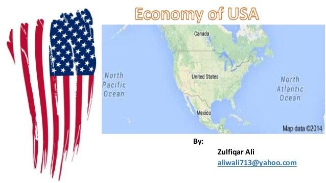 Economy of USA 2013-2014