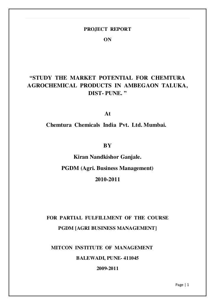 cemtura chemical india