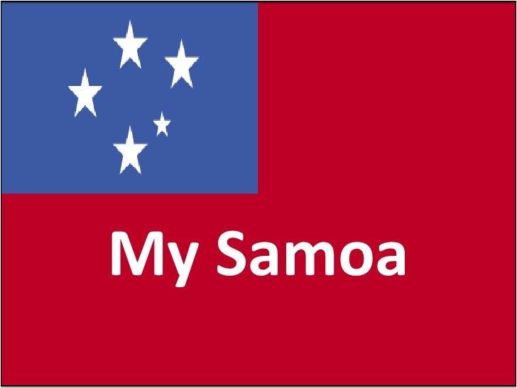 My samoa