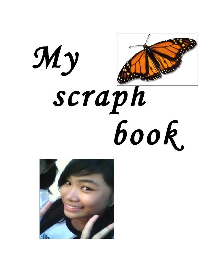 My Scraph Book