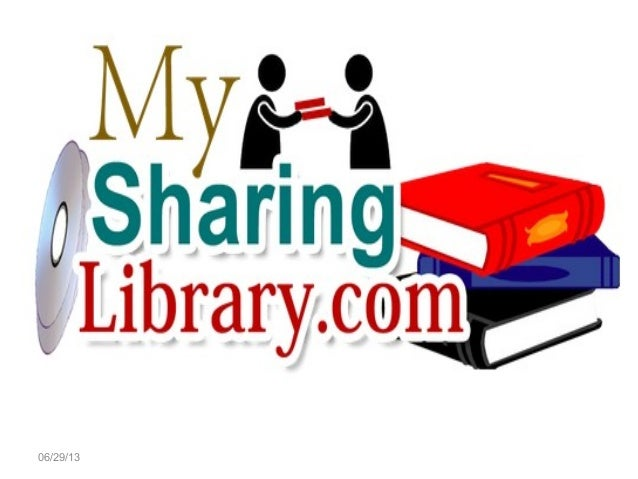 My sharinglibrary