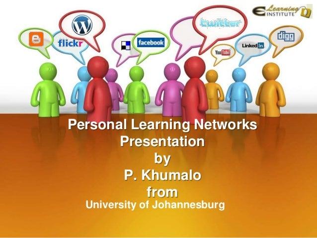 My single presentation