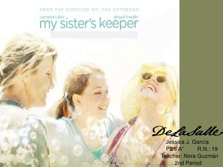 My Sister's Keeper Characters