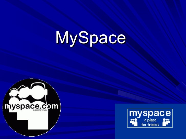 My Space Powerpoint