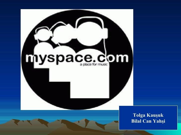 Myspace presentation