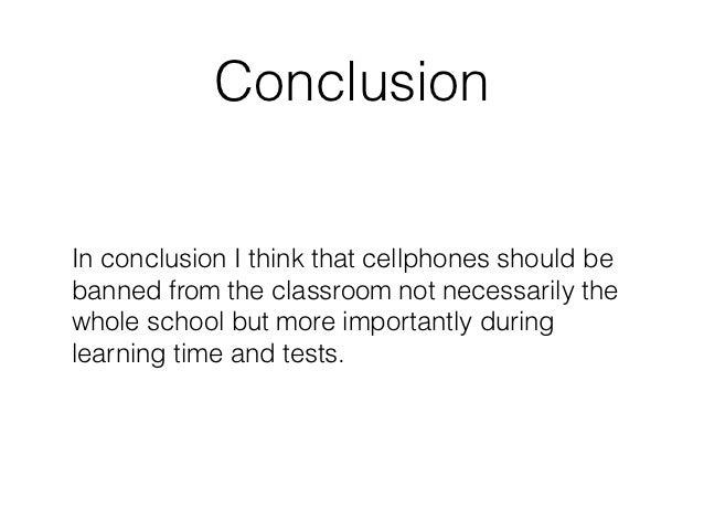 How do I conclude my speech?