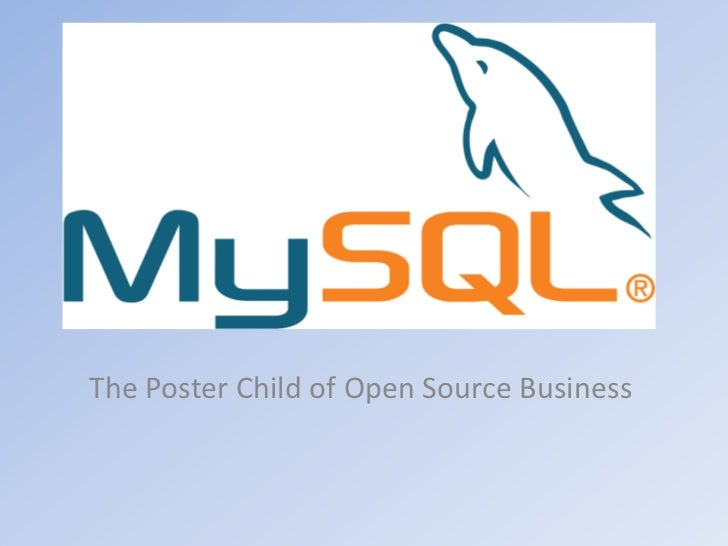 The Poster Child of Open Source Business<br />