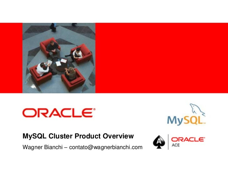 MySQL Cluster Product Overview