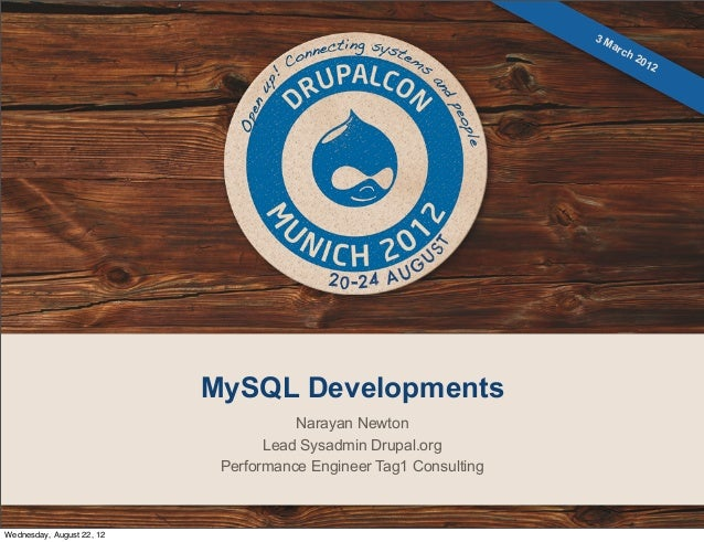 MySQL 开发