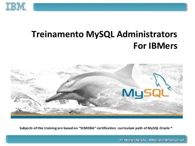 Mysql for IBMers