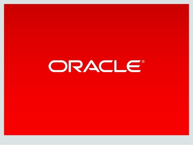 Copyright  ©  2014  Oracle  and/or  its  affiliates.  All  rights  reserved.    | MySQL  For  Li...